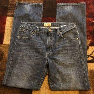 Wrangler 20X Jeans 34 x 36 34x36 Bootcut